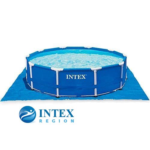 Подстилка Intex арт. 28048  472х472 см