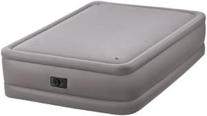 64468 Надувная кровать Foam Top Bed 152х203х51см, встроенный насос 220V