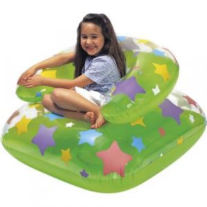 68540 Детское надувное кресло Звезда, 91х86х61см