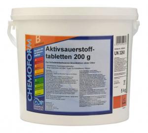 Chemoform (Кемоформ) Аквабланк 02 в таблетках 200 гр.