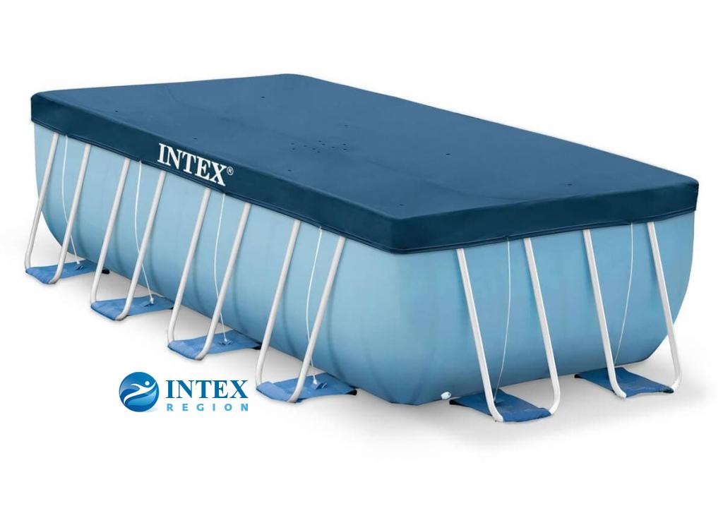 Тент ( покрывало ) Intex арт. 28037 для бассейнов 400х200 см