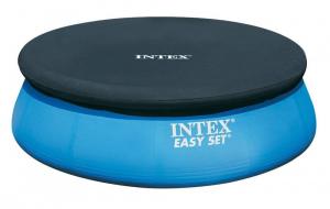 Тент ( покрывало ) Intex арт. 28023 для надувных бассейнов диаметром 457 см