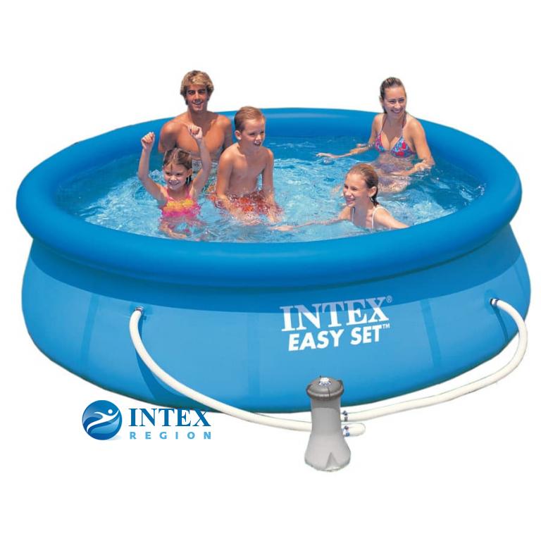 Бассейн надувной Intex Easy Set Pool - 28122.56922 305x76 см