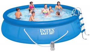 Бассейн надувной Intex Easy Set Pool - 28168 457x122 см