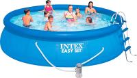 Бассейн надувной Intex Easy Set Pool - 28166 457x107 см