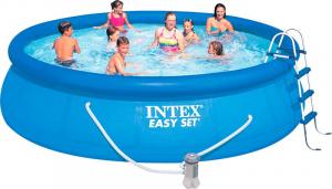 Бассейн надувной Intex Easy Set Pool - 26166.28166 457x107 см