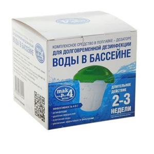 МАК 4 Мини комплексный препарат в плавающем диффузоре