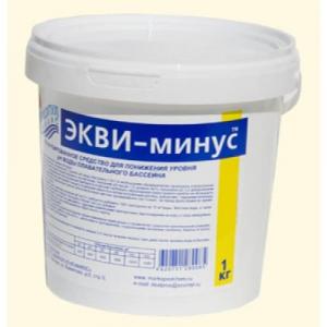 (Маркопул Кемиклс) Экви-Минус порошок для понижения уровня pH в воде