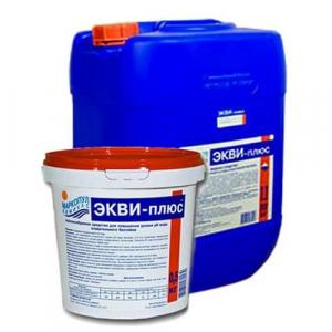 (Маркопул Кемиклс) Экви-Плюс жидкий для повышения уровня pH в воде
