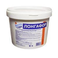 (Маркопул Кемиклс) Лонгафор органический хлор в таблетках 200 гр.