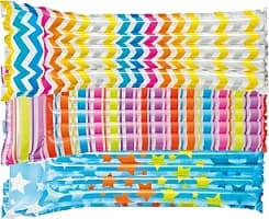Надувной матрас с подголовником Intex арт.59711 183х69см, 3 цвета