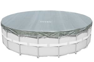 Тент ( покрывало ) Intex арт. 28041 для каркасных бассейнов 549 см