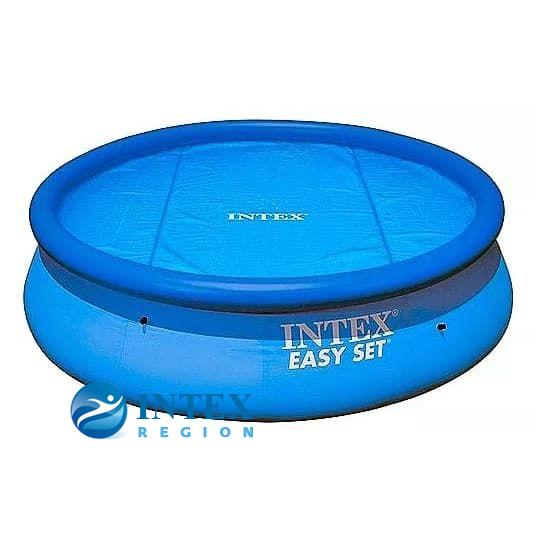 Термопокрывало SOLAR Pool Cover Intex арт. 29021 для круглых бассейнов 305см