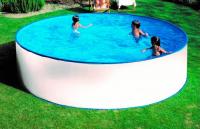 Сборный бассейн Summer Fun 4501010126KB круглый 500х120 см