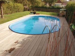 Сборный бассейн Summer Fun 4501010251KB овальный 623х360х120 см