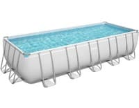 Каркасный прямоугольный бассейн Bestway Power Steel  5611Z 640х274х132