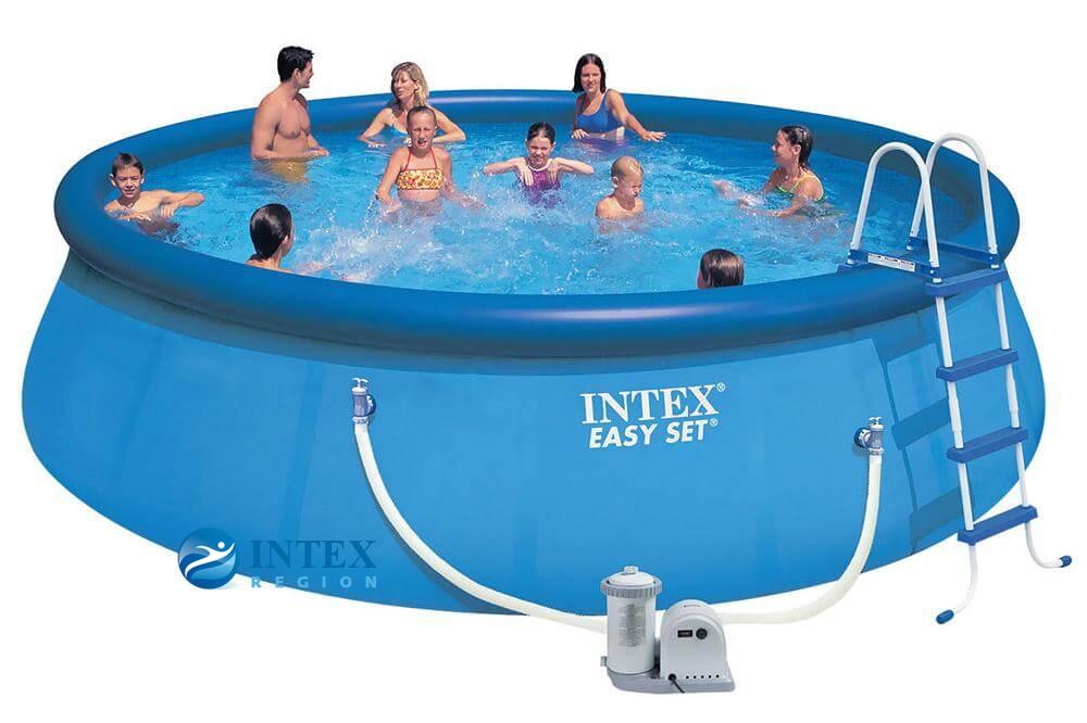 Бассейн надувной Intex Easy Set Pool - 26176.28176 549x122 см