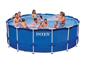 Каркасный бассейн Intex 28242 457х122 Metal Frame