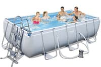 Бассейн каркасный Bestway Rectangular Frame Pool - 56441 404х201х100см