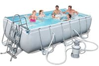 Бассейн каркасный Bestway Rectangular Frame Pool - 56442 404х201х100 см