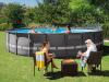Бассейн каркасный Intex Ultra Frame Pool - 26330.26332 549х132 см