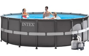 Бассейн каркасный Intex Ultra Frame Pool - 26330.26332 549х132 см