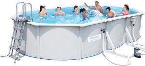 Бассейн каркасный со стальными стенками BestWay Hydrium Pools - 56371 610х360х120 см