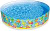 Бассейн жесткий Океан Intex арт.56452 183х38см, от 3-х лет