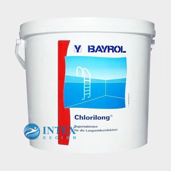 Bayrol ChloriLong (Байрол Хлорилонг) 200 медленнорастворимые таблетки