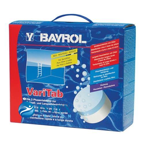 Bayrol VariTab (Байрол Варитаб) двойные таблетки