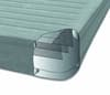 64436 Надувная кровать Deluxe Pillow Rest Raised Bed 152х203х42см, встроенный насос 220V