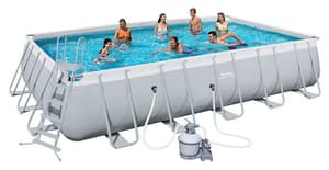 Бассейн каркасный Bestway Rectangular Frame Pool - 56471.56278 671х366х132 см