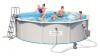 Бассейн каркасный со стальными стенками BestWay Hydrium Pools - 56382 460х120 см