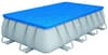 Бассейн каркасный Bestway Rectangular Frame Pool - 56670.56481 488х244х122 см