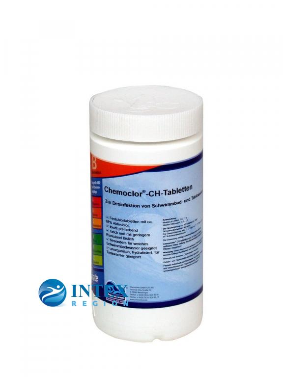 Кемохлор СН-Таблетки 7г Кемоформ (Chemoform)