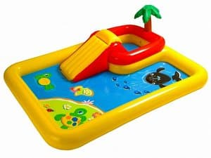 Игровой центр-бассейн Океан Intex арт.57454 254х196х79см, от 3-х лет