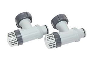 Комплект плунжерных клапанов Intex арт. 76503 (38мм)