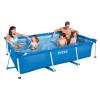 Прямоугольный бассейн Intex Rectangular Frame Pool арт. 28271 260х160х65 см