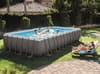 Бассейн каркасный Intex Rectangular Ultra Frame Pool - 26368.26366 732х366х132 см