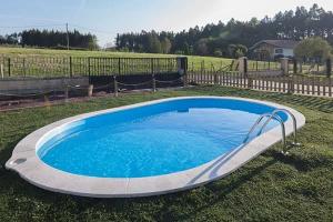 Каркасный бассейн Gre Sumatra 800x400x120 см KPEOV8027
