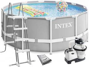Каркасный бассейн Intex 26718-VIP  366х122 Prism Frame
