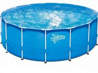Каркасный бассейн SummerEscapes Р20-1552 457x132 Metal Frame