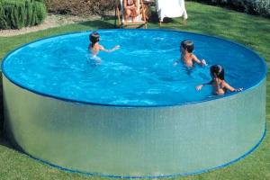 Круглый каркасный бассейн 450х90 см TENERIFE KITWPR450E