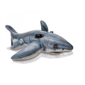 Надувная игрушка Акула Intex арт.57525, 173х107см, от 3 лет