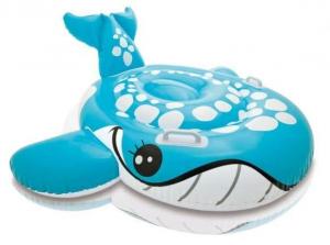 Надувная игрушка Голубой кит Intex арт.57527 160Х152см, от 3 лет