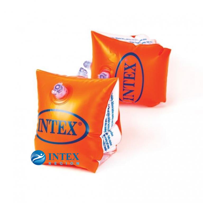 Надувные нарукавники Deluxe Intex арт.58641, 30Х15 см, на 3-6 лет
