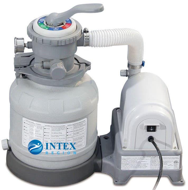 Песочный фильтр-насос 4100 л/ч SummerEscapes Р52-1100