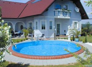 Сборный бассейн Summer Fun 4501010024KB круглый 400х120 см