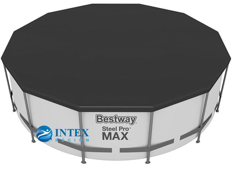 Тент-покрывало Bestway 58037 для круглых каркасных бассейнов 366 см